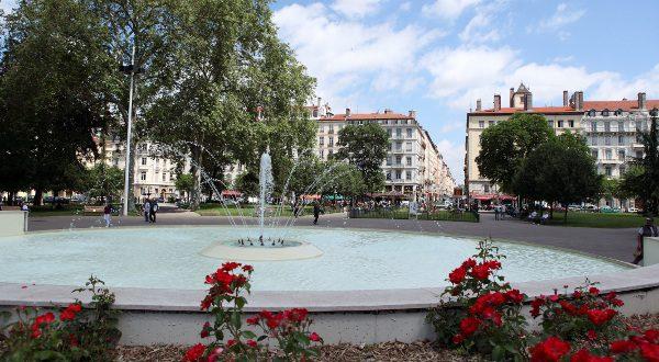 Place Carnot Lyon