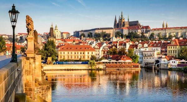Prague iStock