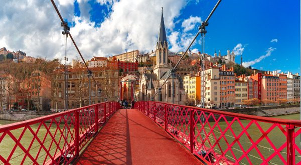 Saône Lyon iStock