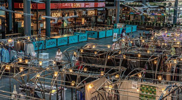 Spitalfields Market iStock