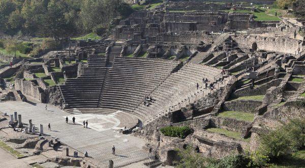 Théâtre gallo-romain Lyon