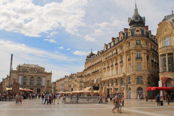 place de la Comédie Montpellier iStock