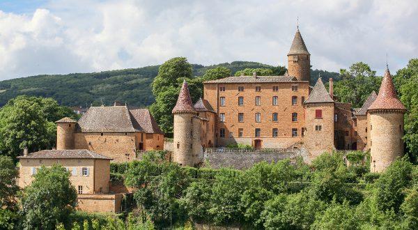 Château de Jarnioux iStock