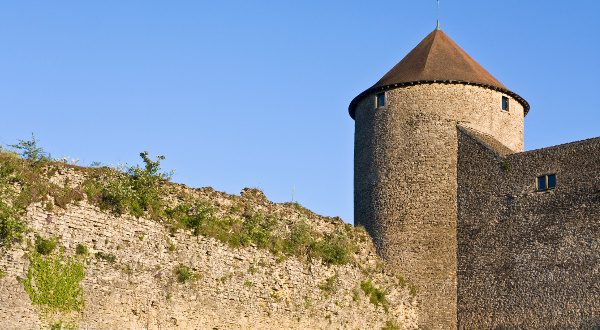 Château des Allymes iStock