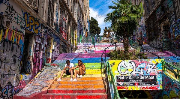 Cours Julien Marseille iStock