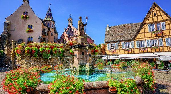 Eguisheim Alsace iStock