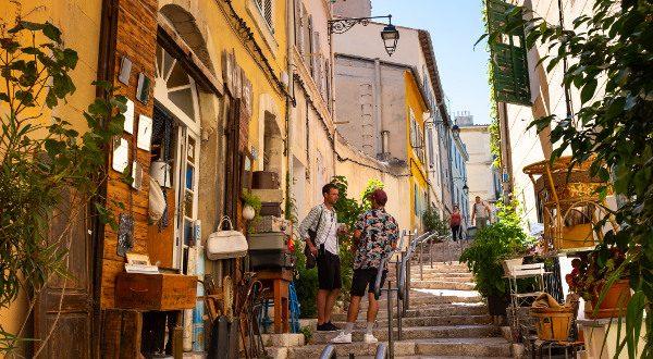 Le panier Marseille iStock