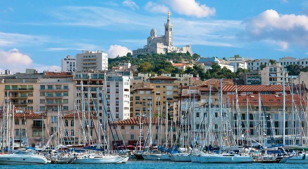 Marseille iStock
