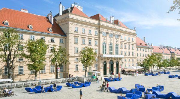 MuseumsQuartier Vienne iStock