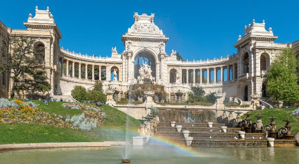 Palais Longchamp Marseille iStock