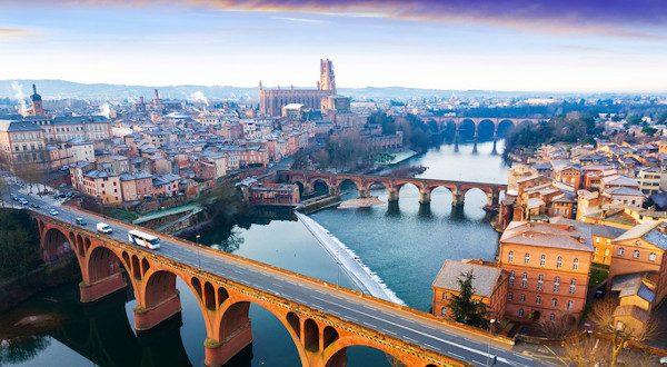 que faire autour de Toulouse : Albi