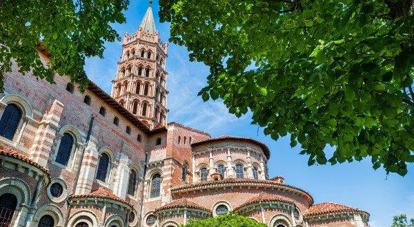 Basilique Toulouse