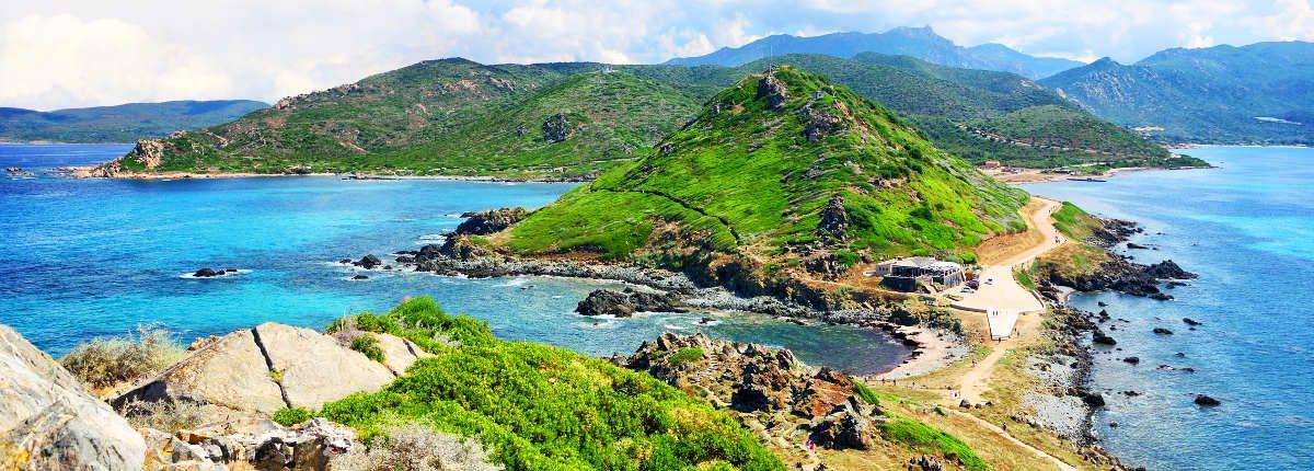 Corse France iStock
