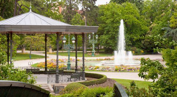 Parc de Toulouse iStock