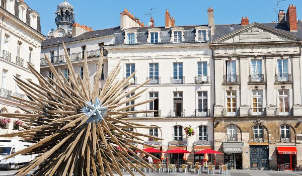 Place du Bouffay Nantes - iStock