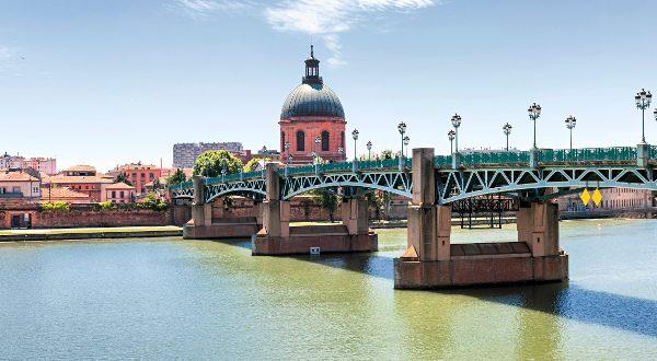 Port Saint Pierre Toulouse iStock