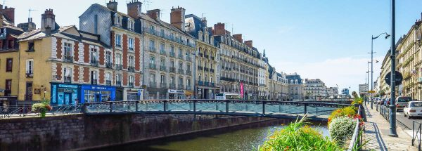 Rennes France iStock