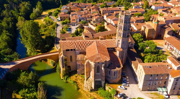 Rieux-Volvestre iStock