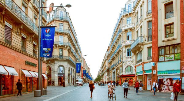 Rues de Toulouse iStock