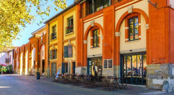 Vieille ville Toulouse iStock
