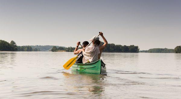 faire du kayak autour de nantes