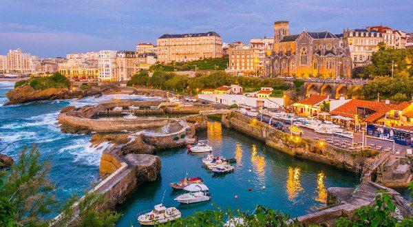 Port Biarritz iStock