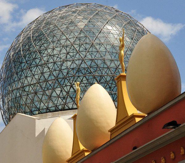Teatre Museu Dalí. Imma Parada. Fundació Gala Salvador Dalí. Arxiu Imatges PTCBG