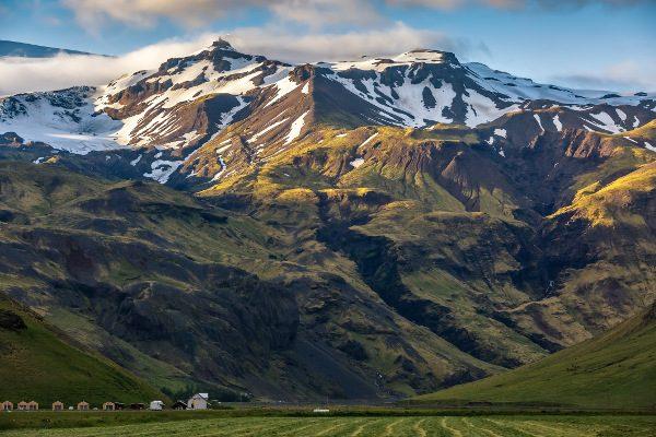 Eyjafjallajökull Islande iStock