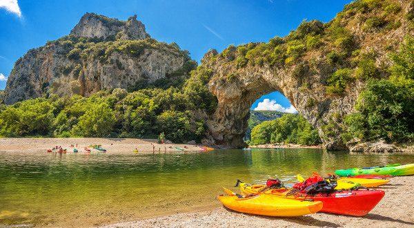 Gorges de l'Ardèche iStock