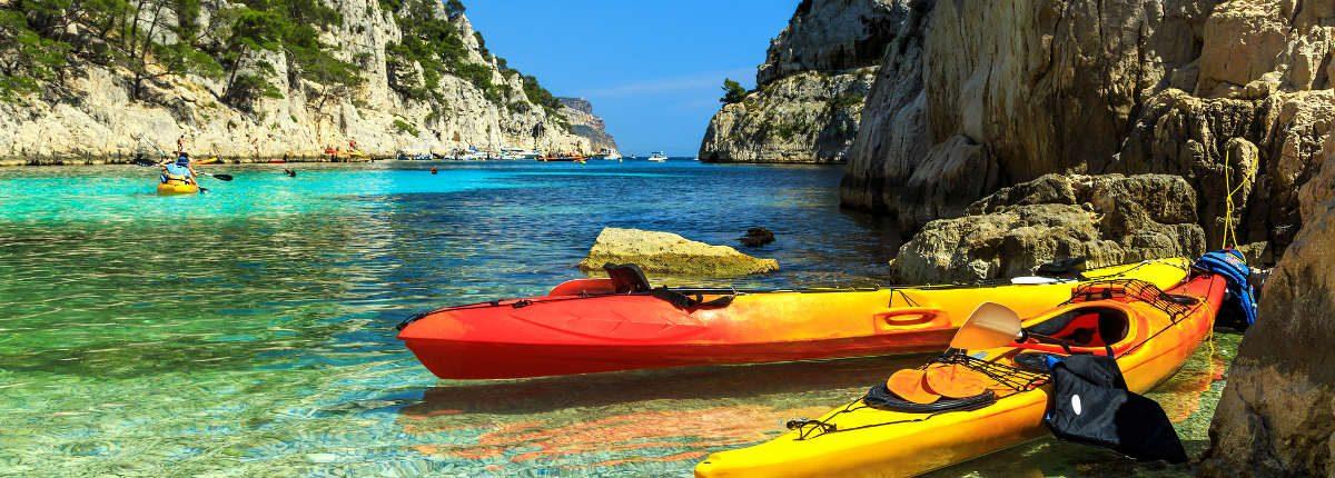 Kayak Marseille France
