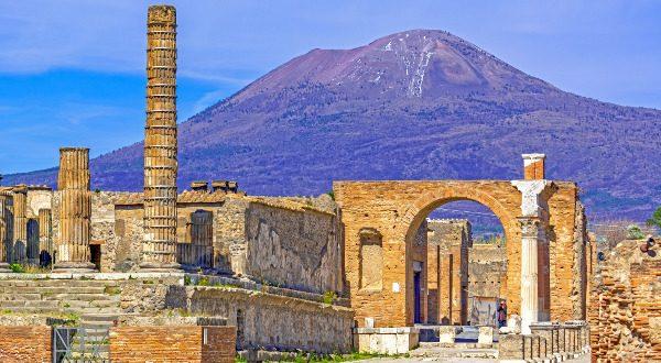 Pompei Italie iStock