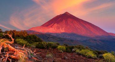 Top 10 des volcans les plus spectaculaires d'Europe