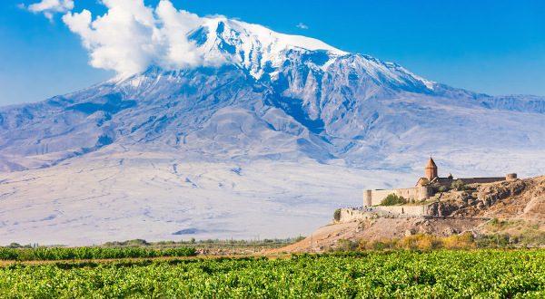 Volcan Arabat iStock
