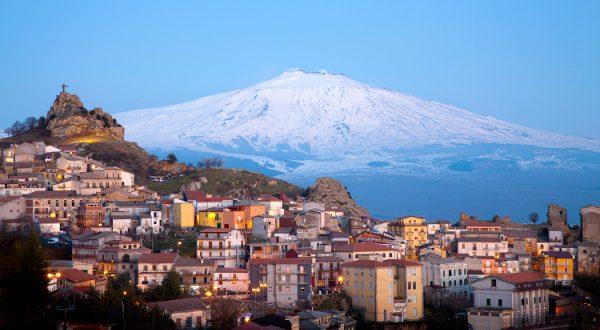 Volcan Etna iStock