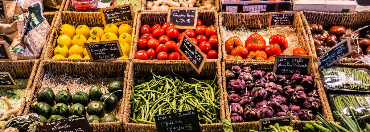 Marché France iStock