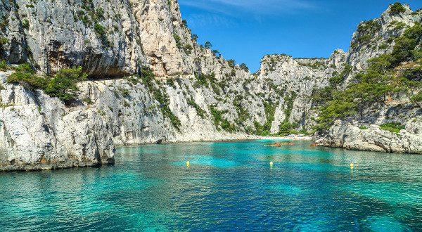 Calanques Provence