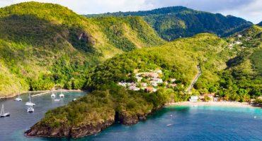 Les îles françaises dès 258 € avec Corsair cet hiver !