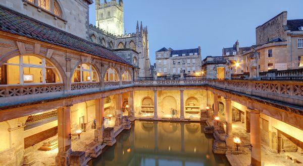 Bath, angleterre istock