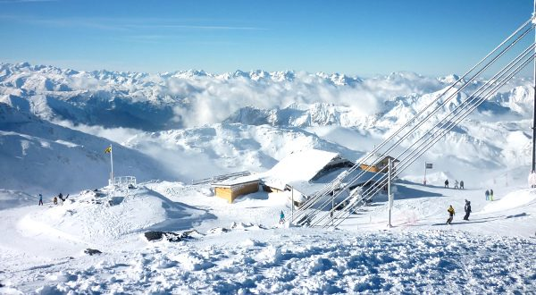 Courchevel France iStock