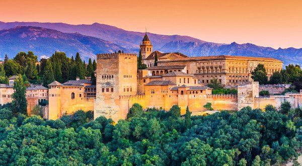 Alhambra Grenade Espagne