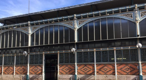 Halles Dijon France iStock