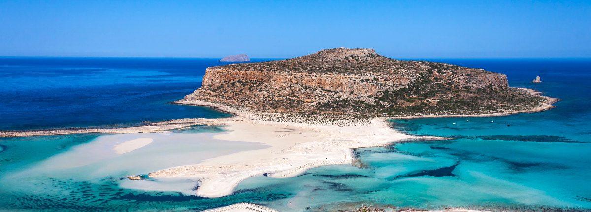 Plage de Balos Crète iStock header