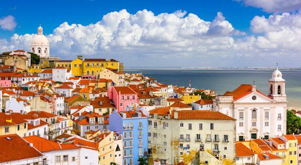 Lisbonne portugal iStock