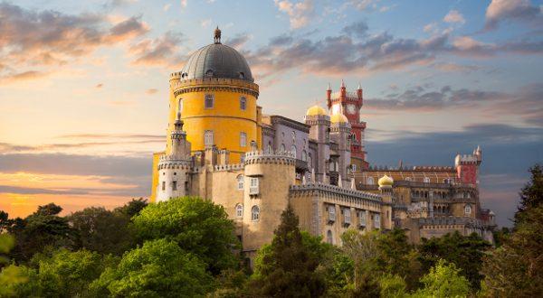 Sintra Portugal Shutterstock