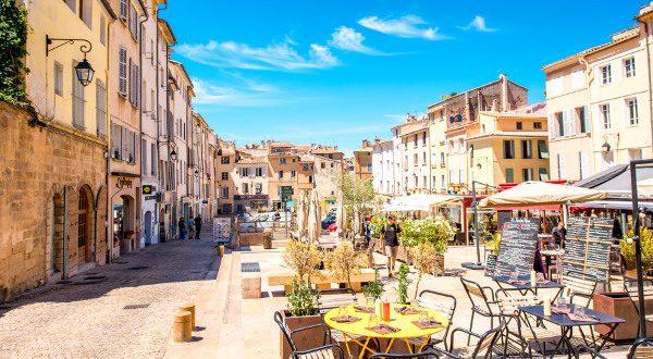 Aix-en-Provence-iStock