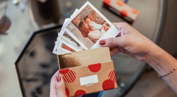 Cheerz box - ambiance Noël