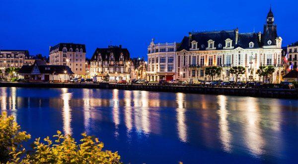 Deauville Trouville iStock