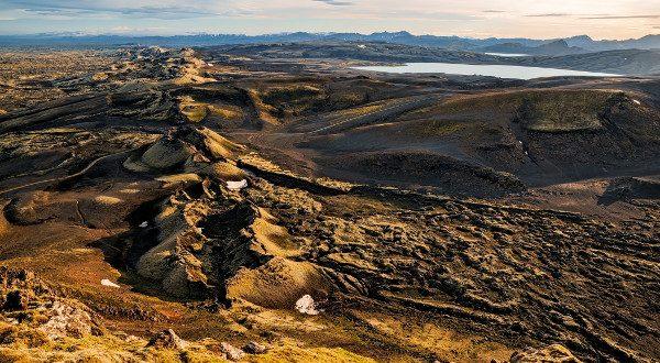 Lakagígar Islande