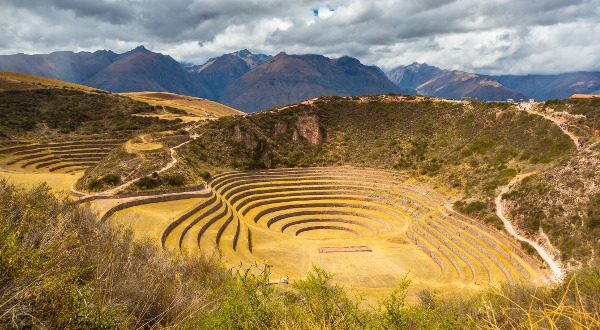Moray Peru iStock