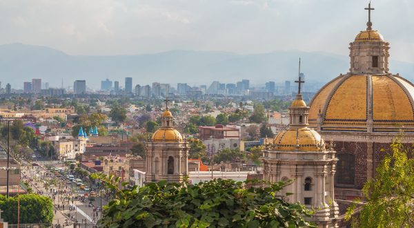 Mexico City, Shutterstock (2)